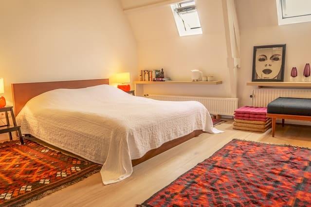 Swedish large oriental double room