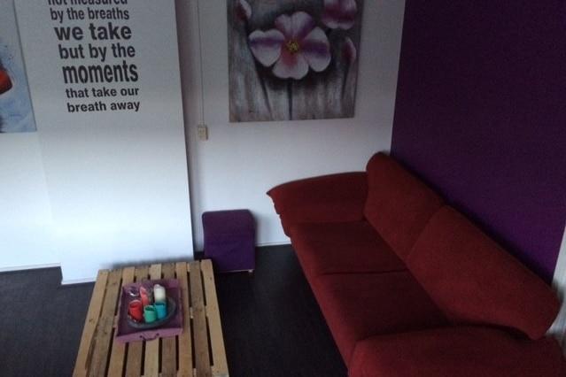 Romantic corner apartment