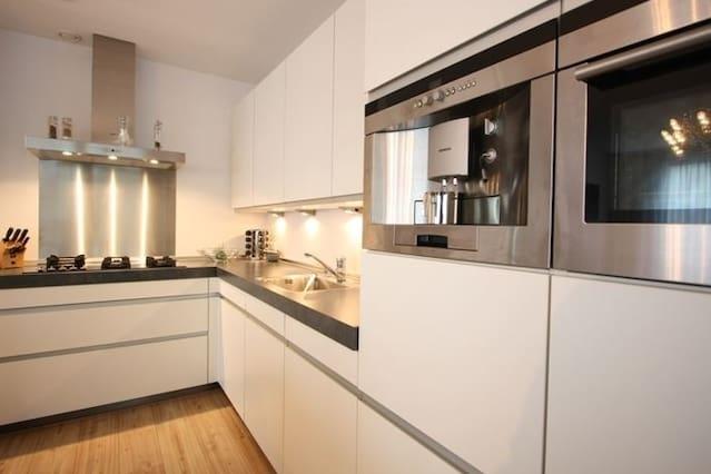 Arnhem centre modern luxury appartement