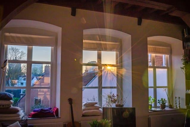Prachtig appartement a/d Oudegracht