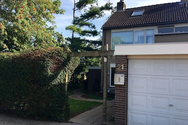 Nice, comfy home in the center of the Netherlands
