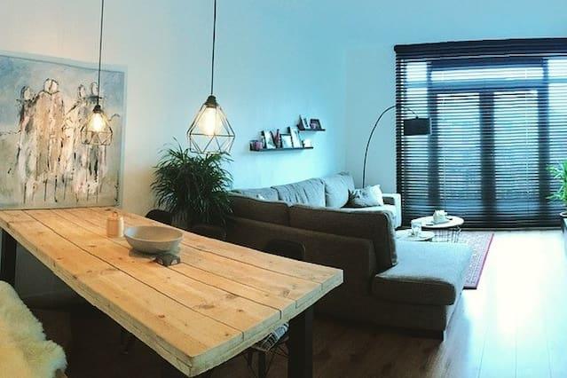 Beautiful apartment in Amsterdam Noord