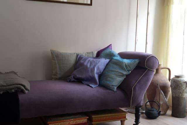 Comfortabel appartement in rijksmonument