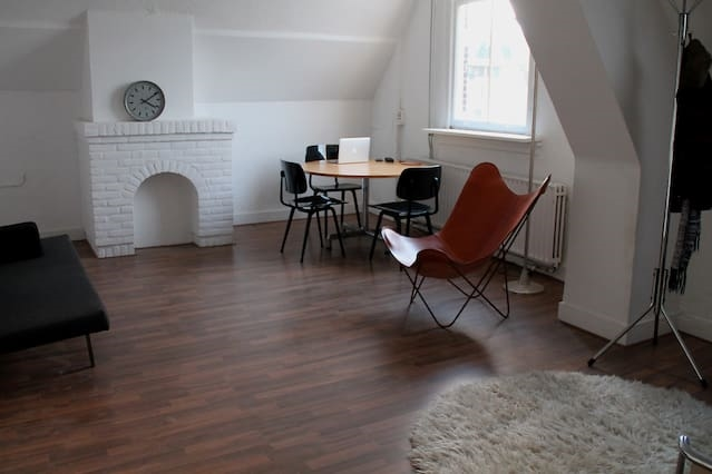 Design Appartement in Centrum
