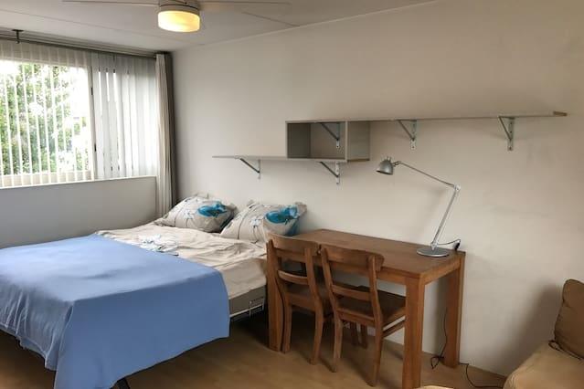 New! A quiet studio to relax in Nieuwegein.