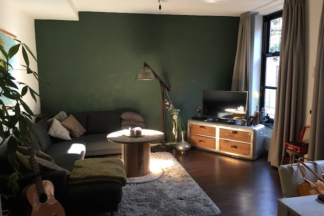 Mooi rustig Appartement in Deventer binnenstad.