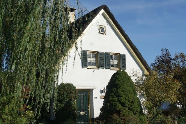 Landhuisje aan rand van Schijndel