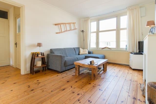 Spacious apartment Amsterdam. 90m2!