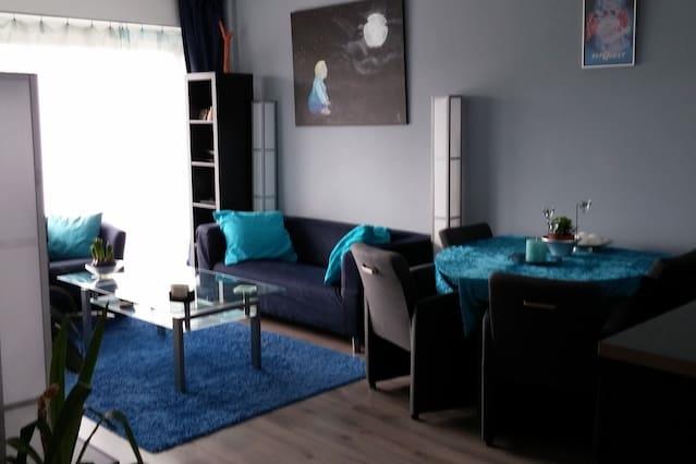 Ruim, modern en schoon appartement