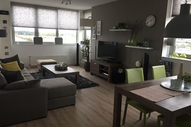 Appartement, fantastisch uitzicht, Noordwijkerhout
