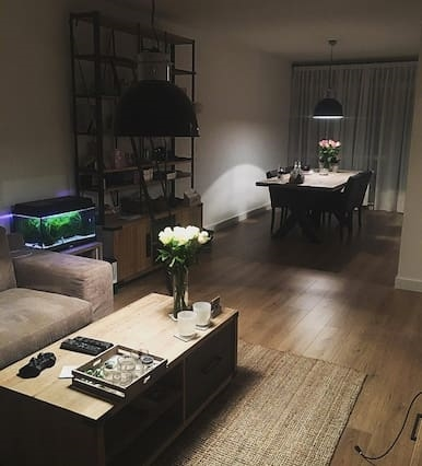 A new,clean,private room in Rotterdam Zuid