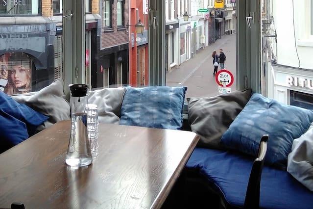Pleasant home in Utrecht's city centre