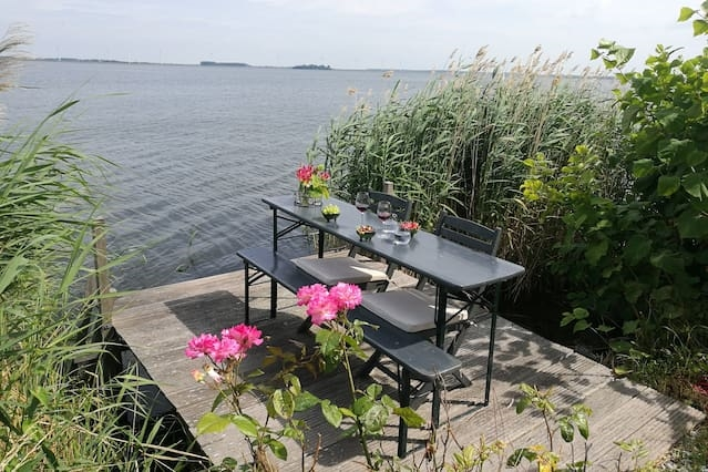 Kamer aan het water oozo.nl