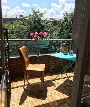 Beautiful apartment in Amsterdam