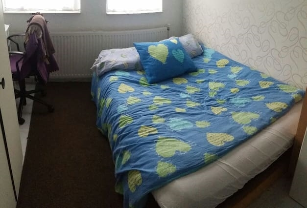 Nice bed close to Amsterdam airport