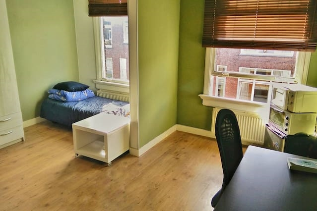 Cheap double room ,fully equipped!!