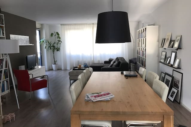 Spacious 2 bedroom apartment in lively Rotterdam