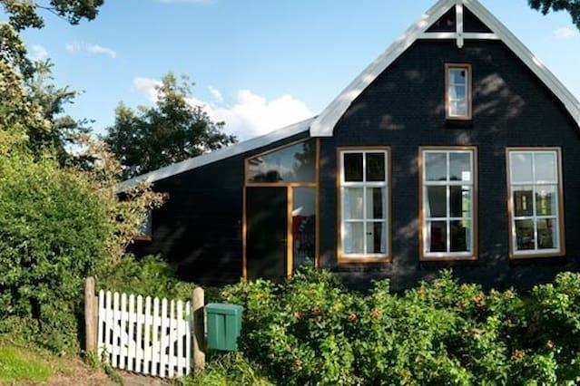 Smaakvol vakantiehuis in Friesland!