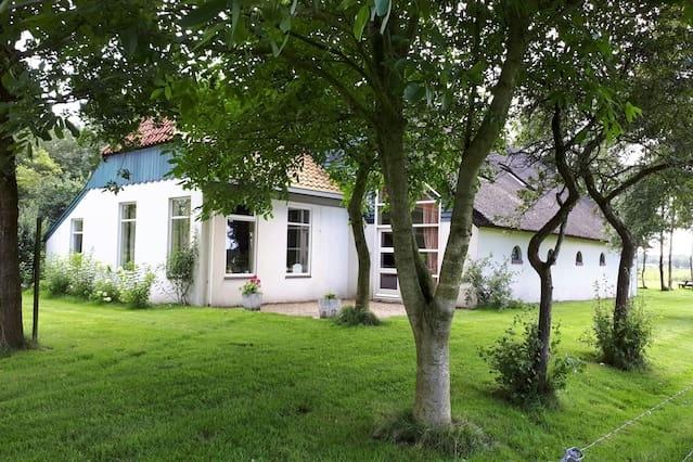 B&B Sfeervol Voorhuis woonboerderij (1-4 p)