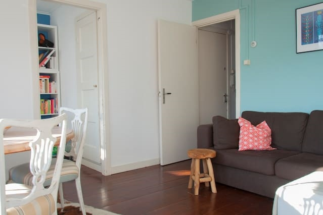 Bright apartment at good location