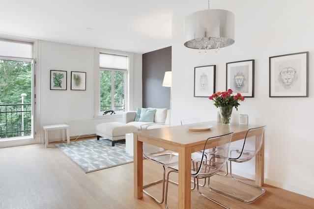 Bright Apartment in Oud-West -  Next to Vondelpark
